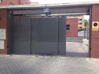 Puertas de Garaje Correderas_CV